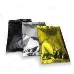 Coffee Bags - Flat Mylar Coffee Pouch 2oz.