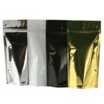 Coffee Bags - Stand Up Mylar Coffee Pouch 1oz No Zip